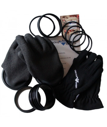 Handschuhringsystem 89mm